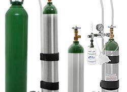 cilindro de oxigênio para solda usado
