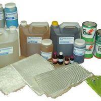 Distribuidor de resina poliester