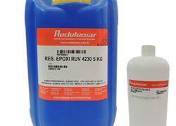 resina acrílica a base de agua