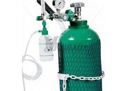 recarga de oxigênio medicinal