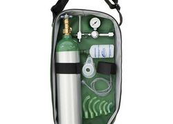 cilindro de oxigênio industrial