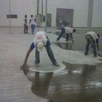 Revestimento de resina para pisos